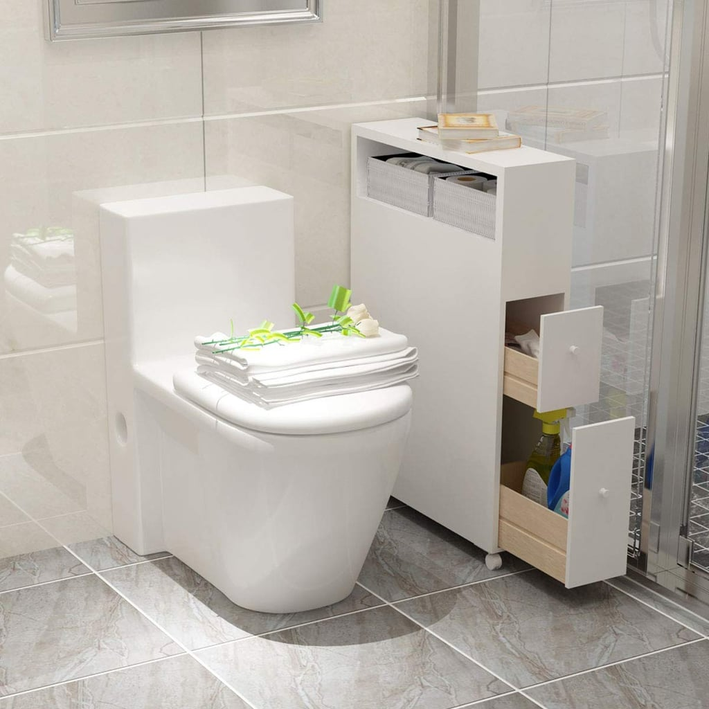 Tangkula Bathroom Storage Cabinet