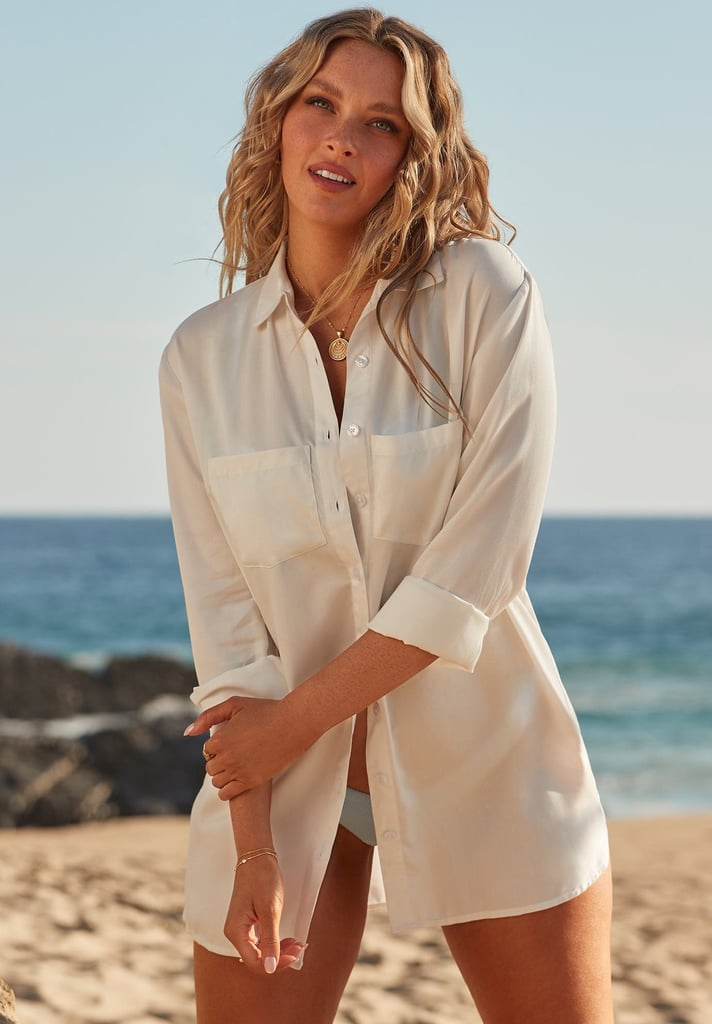 Swimsuits For All x Camille Kostek The Perfect Shirt