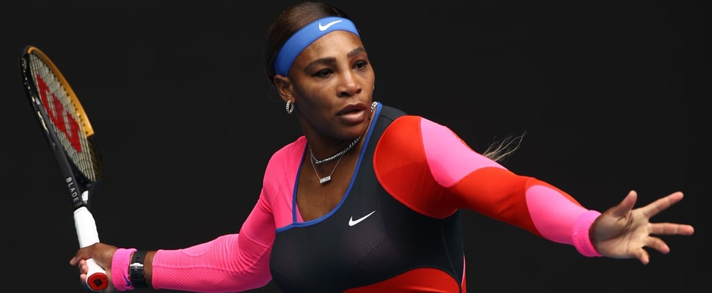 Serena Williams's One-Legged Catsuit Was Inspired by Flo-Jo