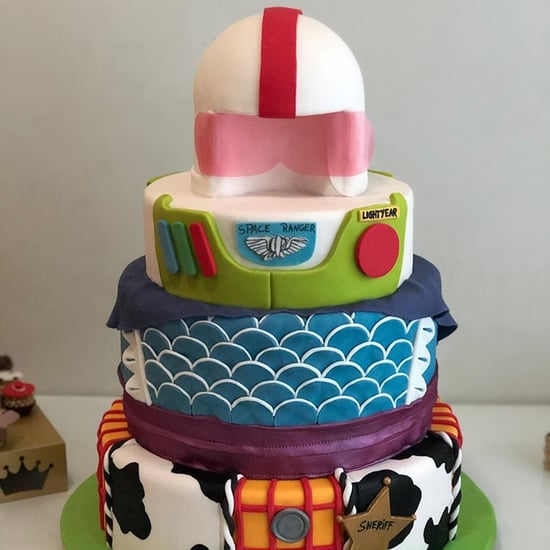 Toy Story Birthday Cakes