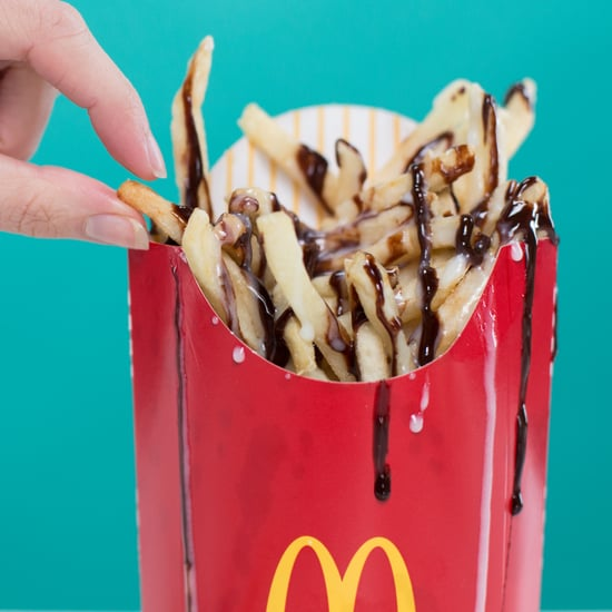 How to Have McDonald's Chocolate French Fries in America