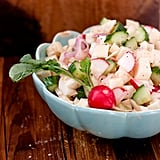 Jicama, Radish, and Cucumber Salad