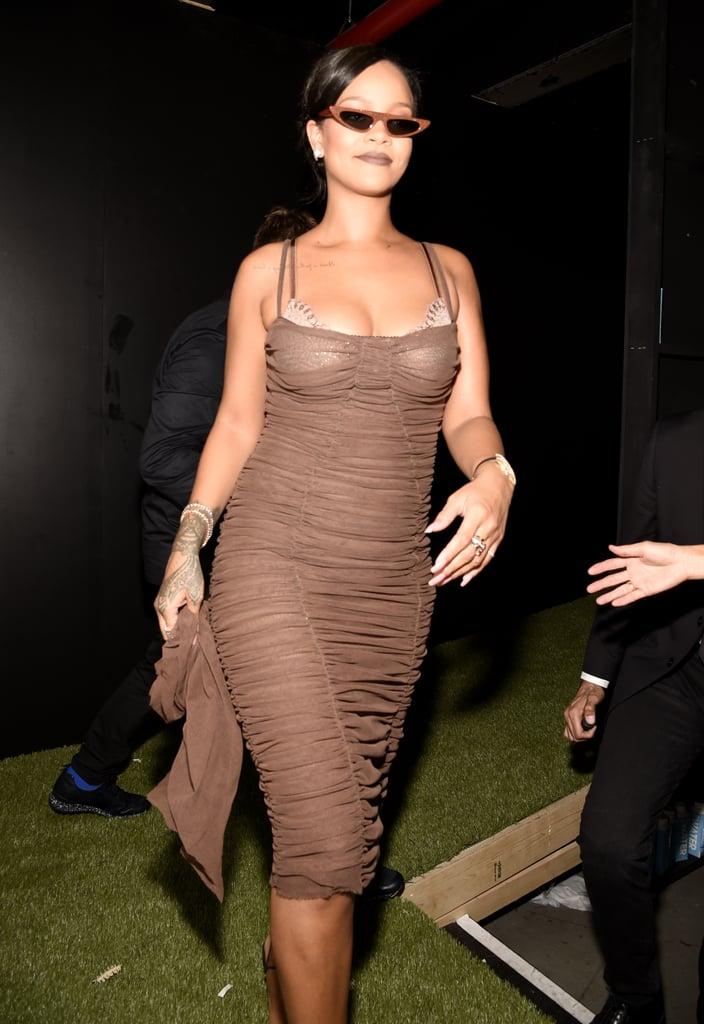 Rihanna At Savage X Fenty New York Fashion Week 2018 -2284