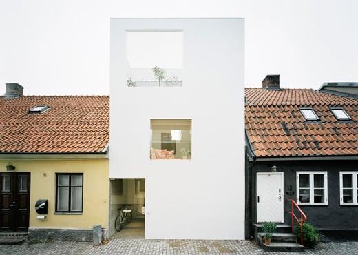Coveted Crib: Wonderfully White in Landskrona