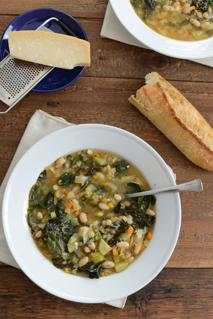 Tuscan White Bean and Vegetable Soup