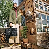 David de Rothschild Starring in Gucci's Sustainable Campaign
