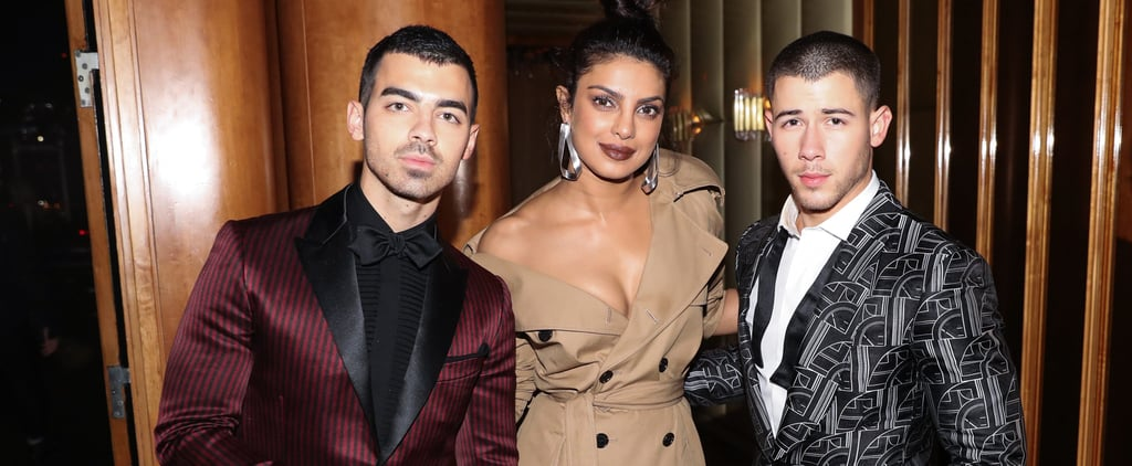 Priyanka Chopra Wore Her Trench Coat to the Afterparty, but 1 Piece Was Missing