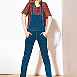 Indigo Windsor Overalls by loup ($159)