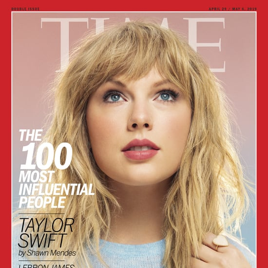 Taylor Swift Time 100 Most Influential People Cover 2019