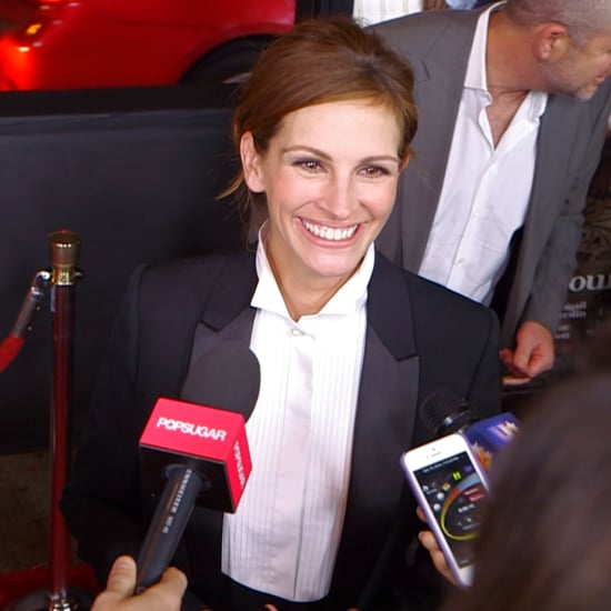 Julia Roberts at August: Osage County Los Angeles Premiere