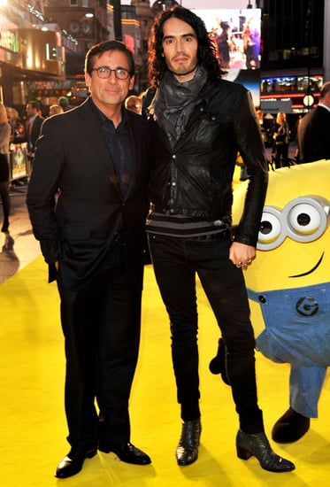 Pictures of Russell Brand, Steve Carell and Miranda Cosgrove at Despicable Me UK Premiere