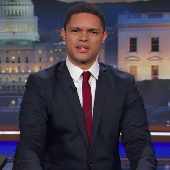 Trump Locker Room Talk Trevor Noah