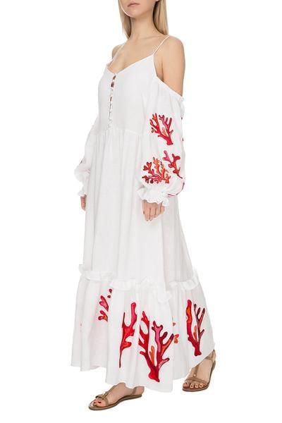 Leep Saint-Tropez White Dress