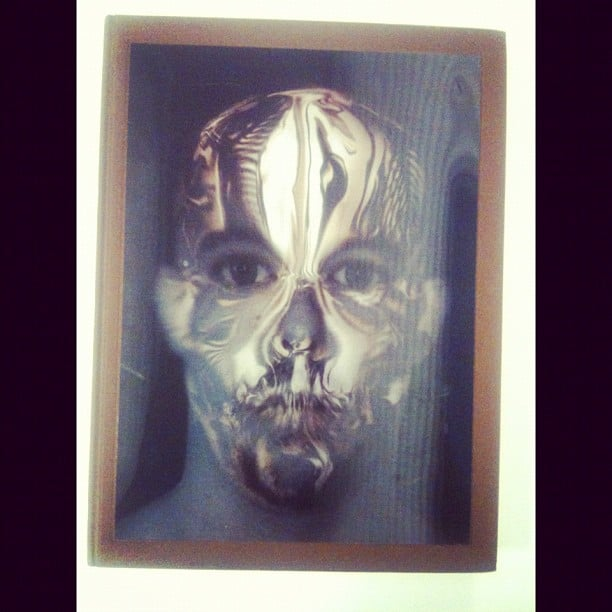 . . . Especially when we unwrapped this beauty: Alexander McQueen: Savage Beauty. We can't handle the awesome.