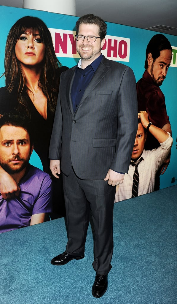 Horrible Bosses director Seth Gordon.