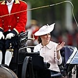 Kate Middleton Looking Like a Princess