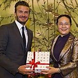 David Beckham Apologizes For Triggering Shanghai Stampede