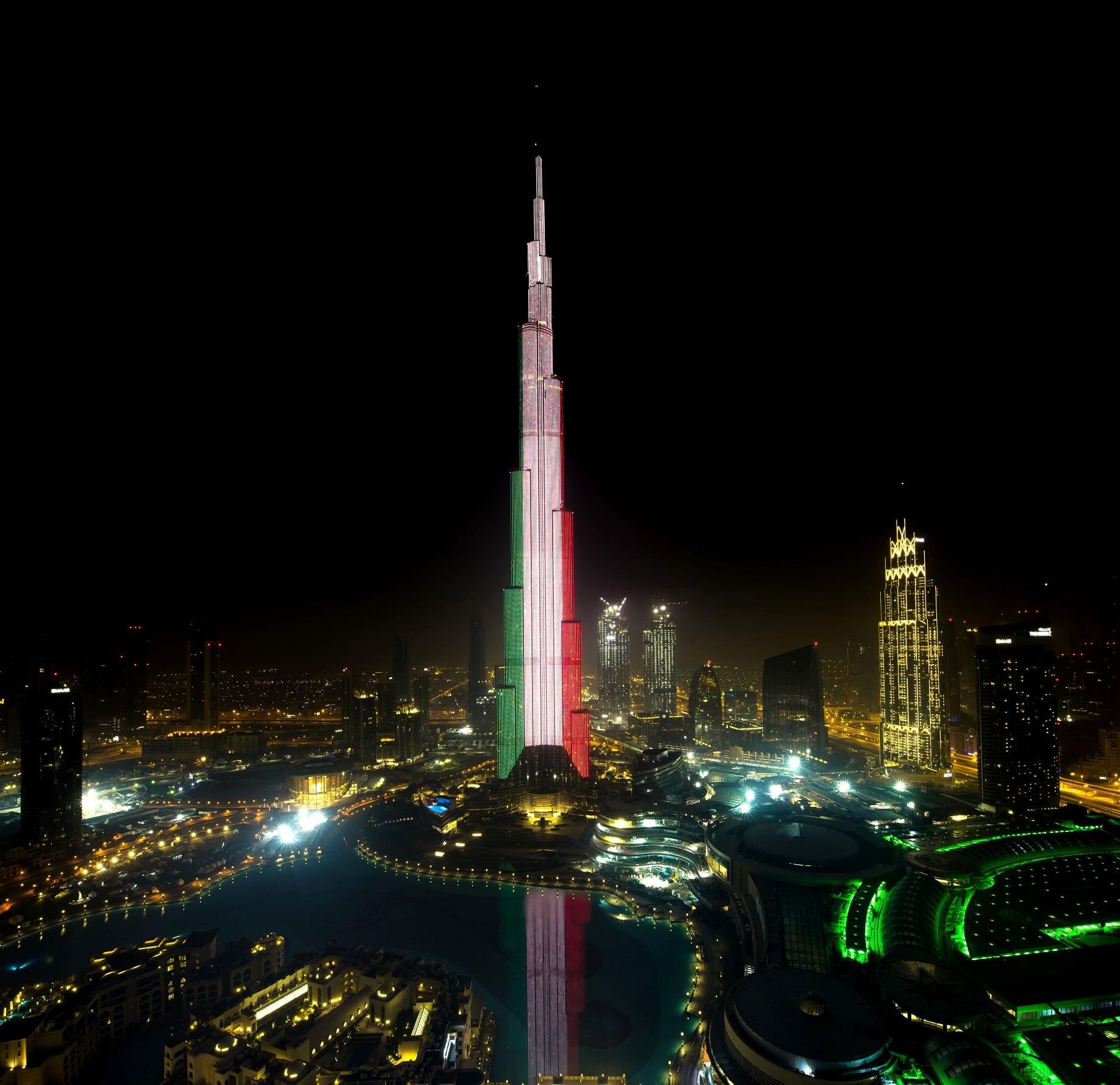 Uae National Day Gifts Burj Khalifa