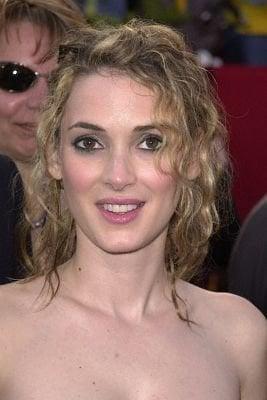 Winona Ryder, 2001
