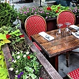 Enjoy a Meal Alfresco