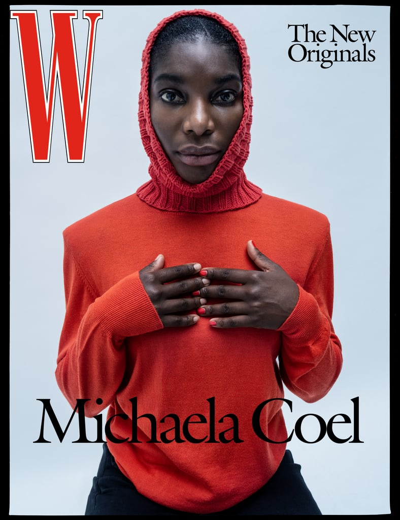 Michaela Coel Quotes in W Magazine The New Originals 2020