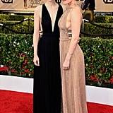 Rooney and Kate Mara at the SAG Awards 2016