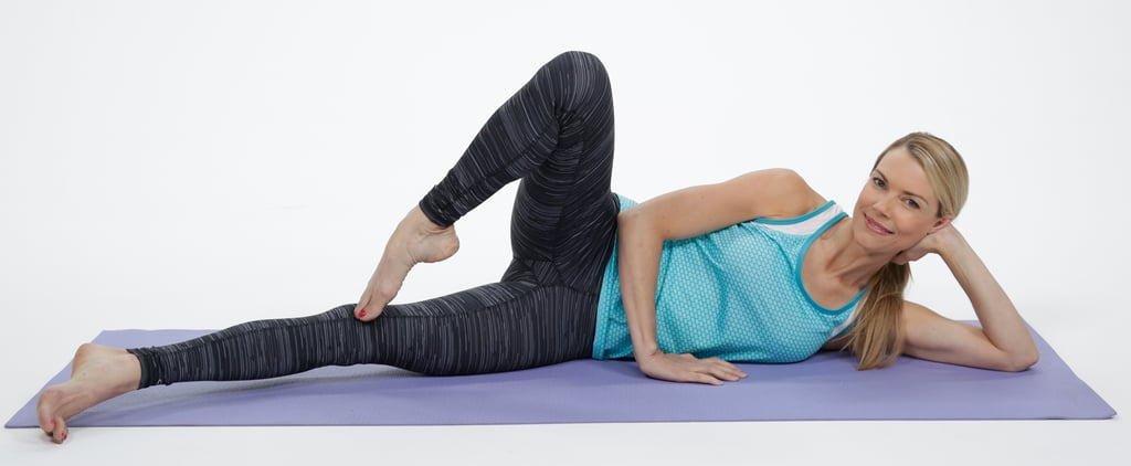 Pilates Workout For Legs and Butt | 5-Minute Video