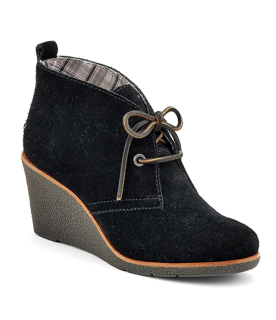 Sperry Top-Sider Harlow Wedge Booties