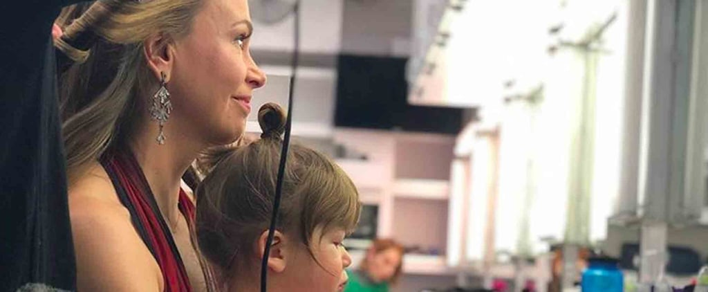 Cute Pictures of Sutton Foster's Daughter, Emily