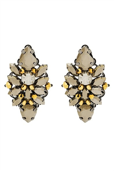 Witchery Crystal Mix Earring, $39.95
