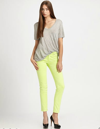 The Neon Jeans