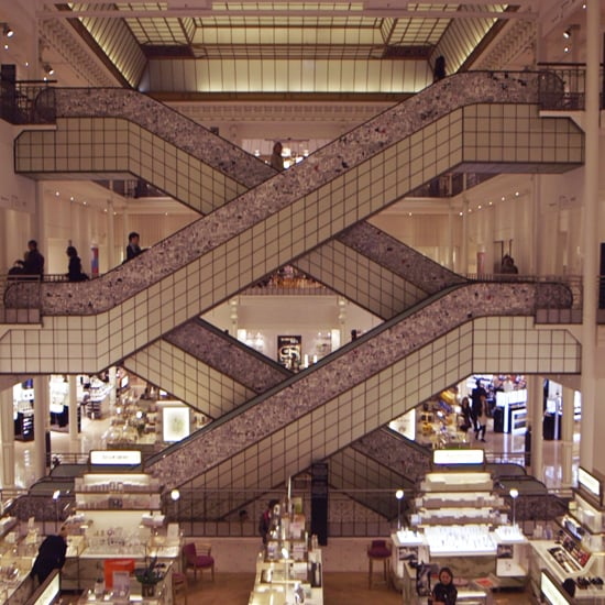 Le Bon Marché: Inside the Birthplace of Shopping