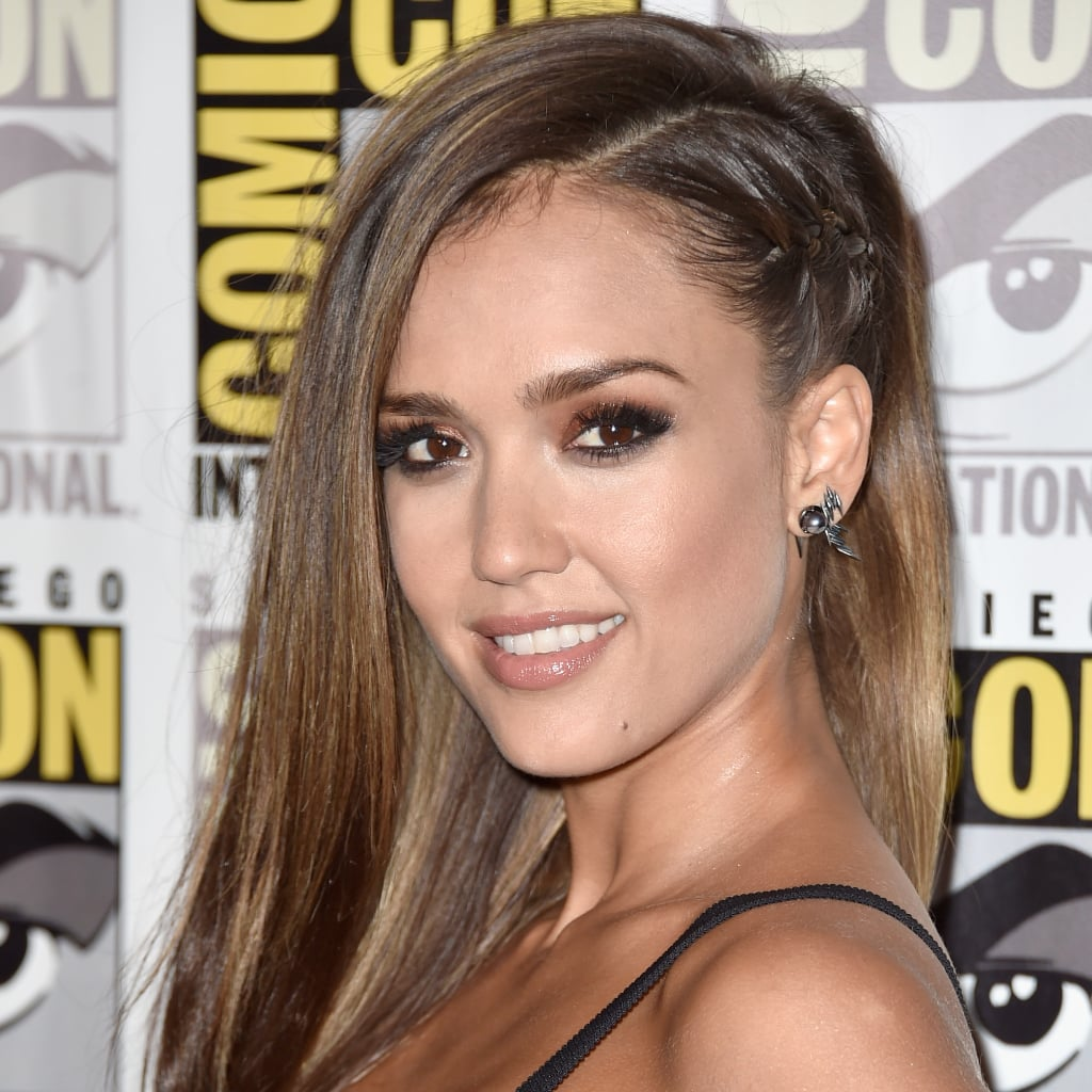 36 Times Jessica Alba Proved She Can Pull Off Any Beauty Look