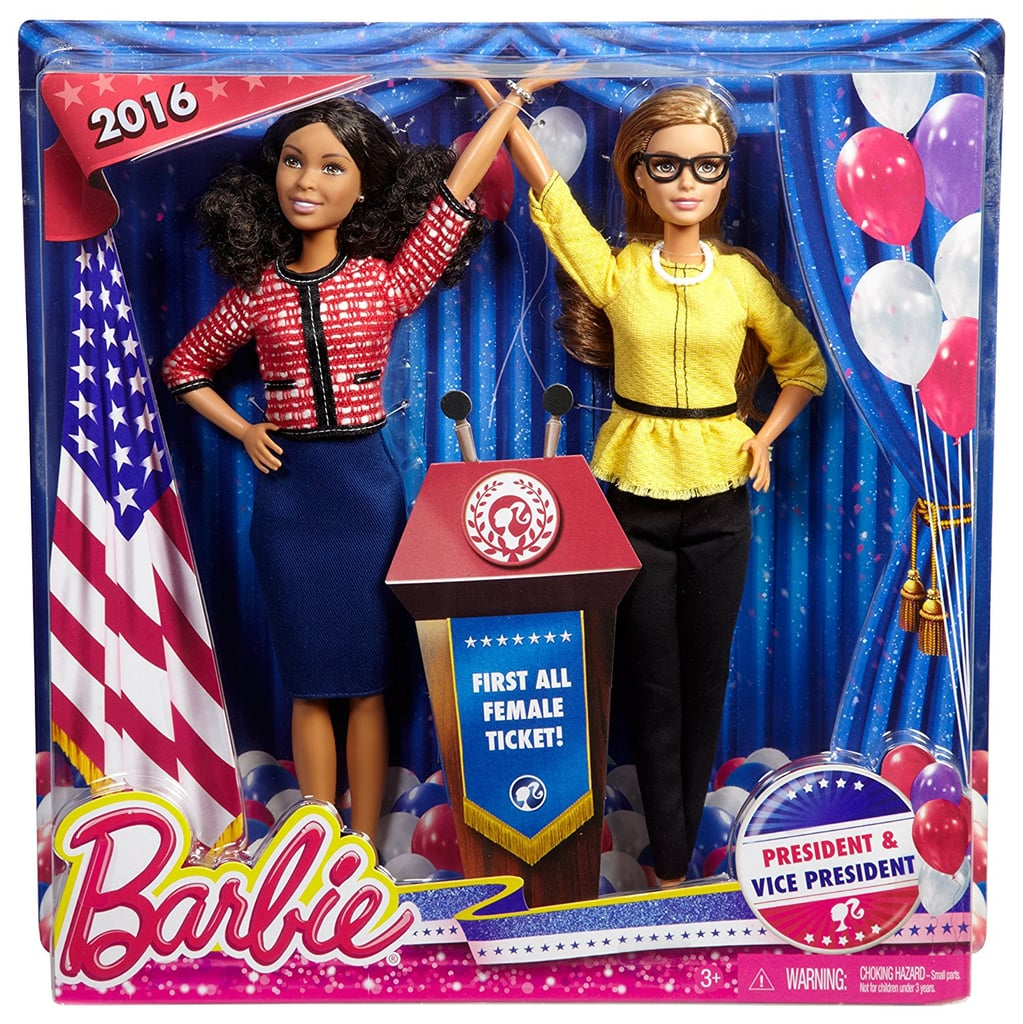 Barbie President And Vice Dolls 2 Pack Gift Guide For 7 Elenco Snap Circuits Rover Walmartcom