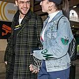 Liam Payne and Maya Henry