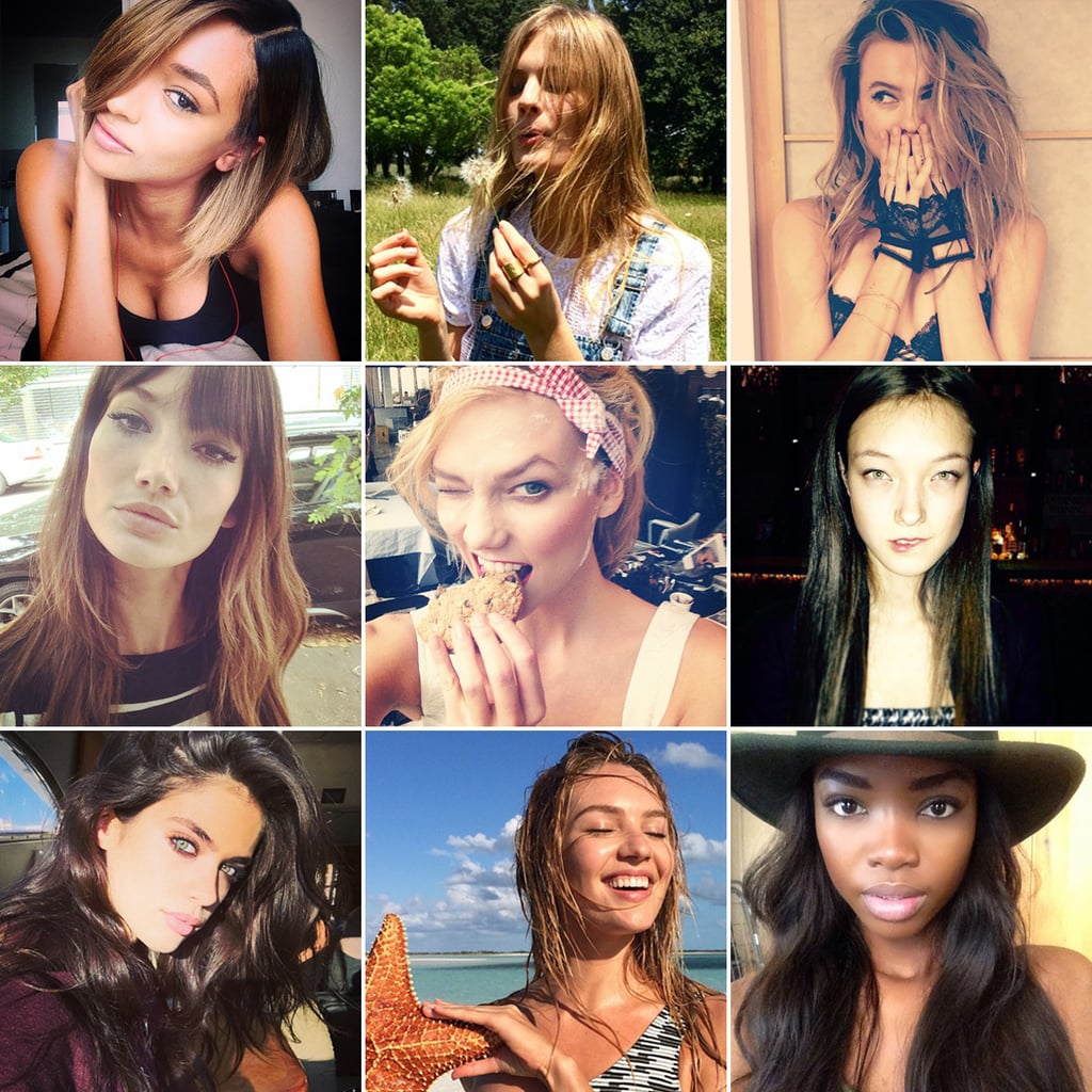 You Should Definitely Follow the Victoria's Secret Fashion Show Models on Instagram