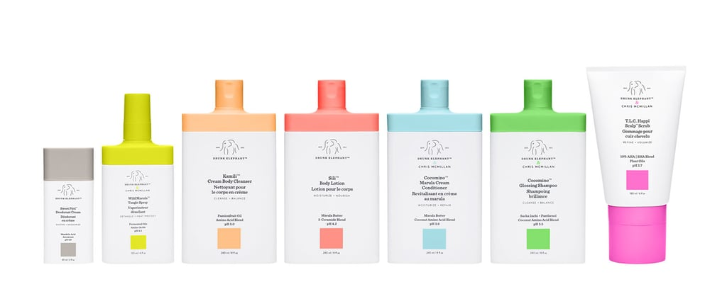 Drunk Elephants New Hair and Body Products