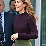 The Duchess of Cambridge's Pumpkin Spice Hair Colour