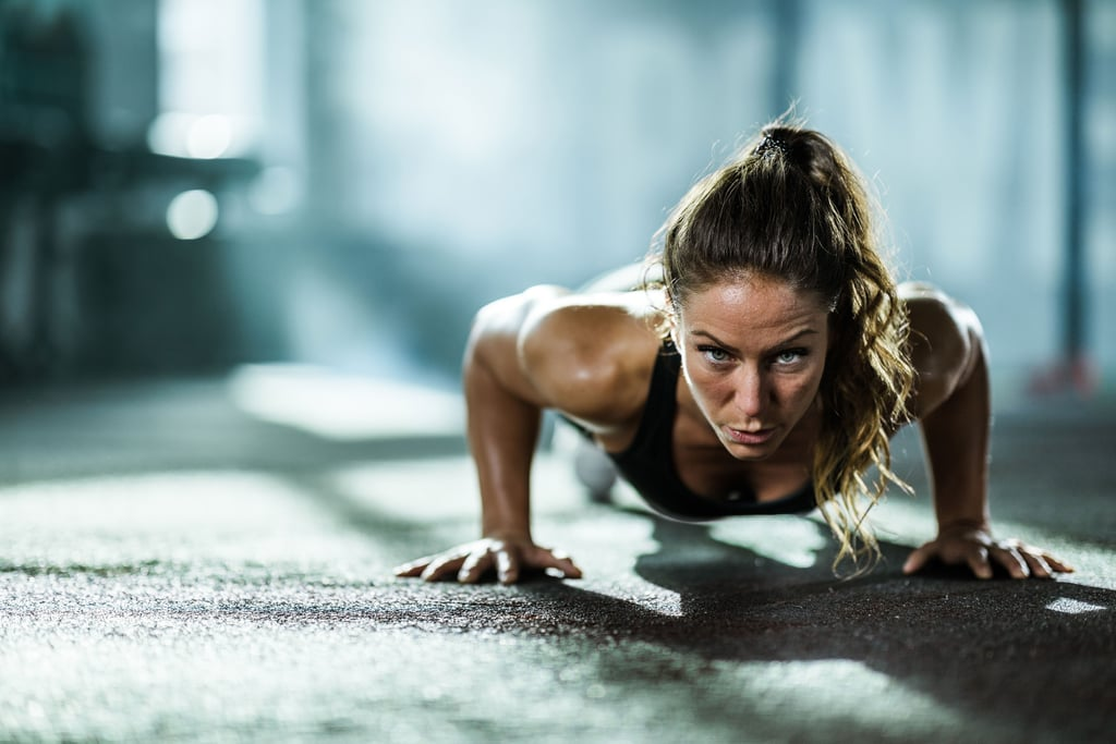 No Gym? No Equipment? Tone Your Whole Body With This CrossFit Bodyweight Workout