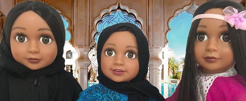 Your Arabian Doll Celebrates Emirati Culture