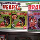 Disgusting Anatomy will expand its line to include gummy hearts and brains while teaching kids about how their bodies work.