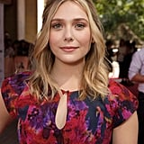 Elizabeth Olsen at the Toronto Film Festival.