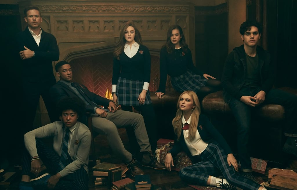 Legacies TV Show Cast