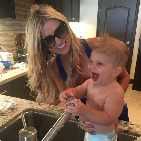 Christina El Moussa's Difficult Birth