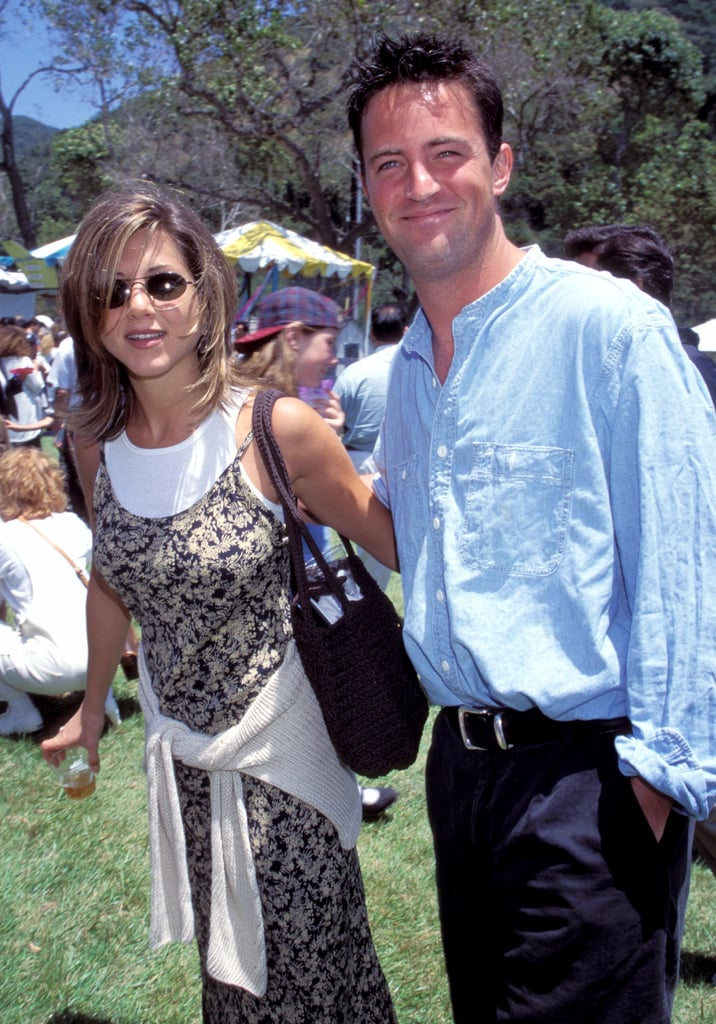 It's Hard to Ignore All of Jennifer Aniston's '90s Looks — They're That Good