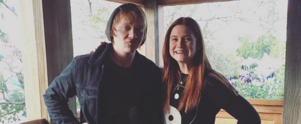 Harry Potter Cast Reunites at Universal Studios
