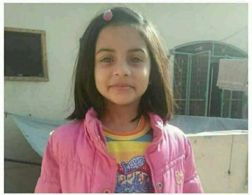 هاشتاغ غاضب بعنوان #العدالة_لزينب يدعو الجهات المعنيّة إلى اتّخاذ موقف حازم تجاه قضيّة قتل طفلة باكستانيّة بعمر الـ7 سنوات