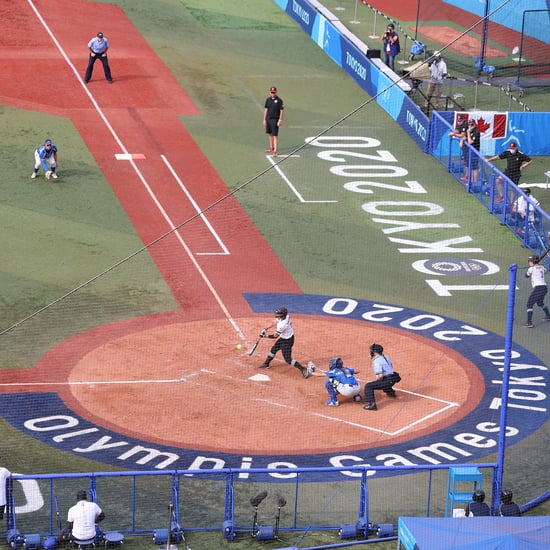 Why Is Softball Played on Baseball Fields at 2021 Olympics?