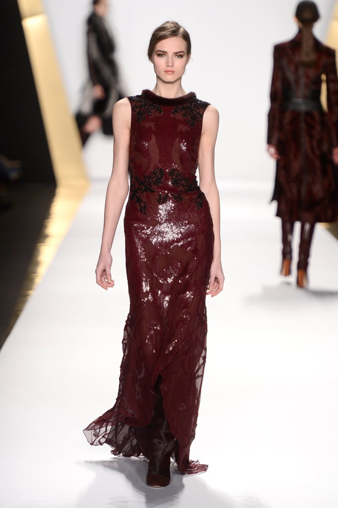 2013 Fall New York Fashion Week: J. Mendel