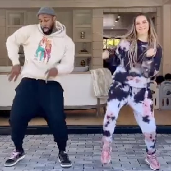 "Stephen ""tWitch"" Boss and Allison Holker ""Dynamite"" Dance"